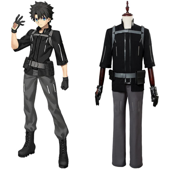 Fate Grand Order FGO Cosmos in the lostbelt Fujimaru Ritsuka Boys Cosplay Costume