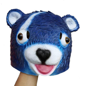 Fireworks Team Leader Cosplay Mask Little Bear Halloween Cosplay