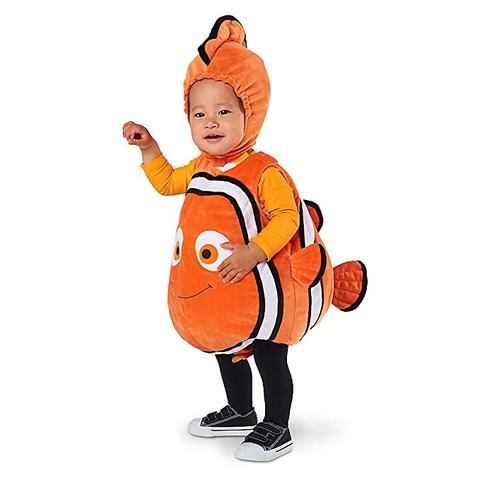 Fishy Halloween Cosplay Costume For Child