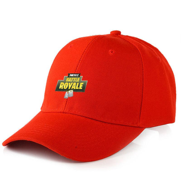 Fort-nite Battle Royale Logo Golf Hat Outdoors Trucker Hat Adjustable Hunting Cap Boys Girls