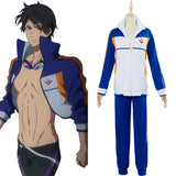 Free Iwatobi Dive to the Future Hidaka Nanase Haruka College Uniform