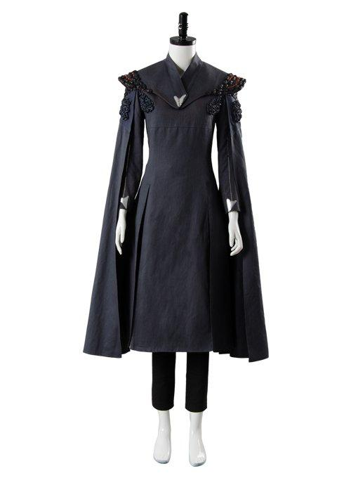 Game of Thrones Daenerys Targaryen Dress Cosplay Costume
