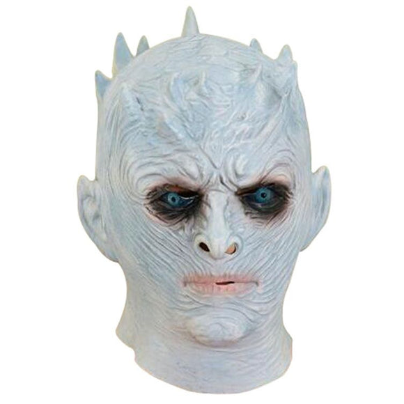 Game of Thrones Night's King Cosplay Mask Halloween Cosplay Mask Adult