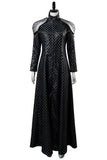 Game of Thrones Season 7 Cersei Lannister Cosplay Costume Black Costume