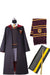 Harry Potter Hermione Granger Cosplay Costume Adult Magic Wand Gryffindor Scarf