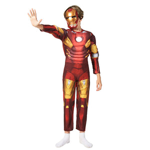 Iron Man Mark VII Costume for Kids Cosplay Prop