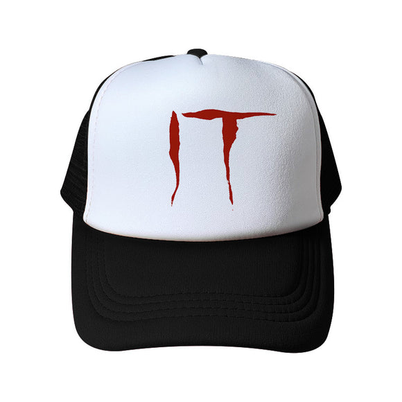 It Chapter Two Baseball Cap Adjustable Golf Hat Baseball Cap Outdoors Trucker Hat Adjustable Hunting Cap Boys Girls