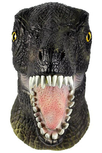 Jurassic World Fallen Kingdom Indoraptor Latex Mask