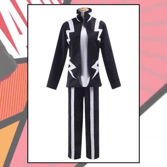My Hero Academia Kaminari Denki Jacket T-shirt Pants Show Costume for Adults