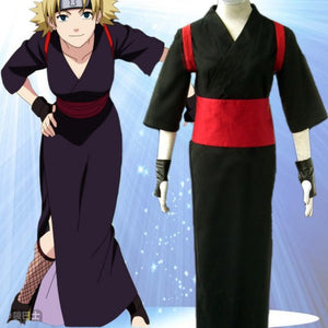 Naruto Temari Cosplay Costumes Halloween Cosplay