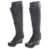 Natasha Romanoff Outfit Cosplay Boots Shoes