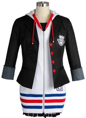 Persona 5 Anne Takamaki Cosplay Costume Uniform for Girls