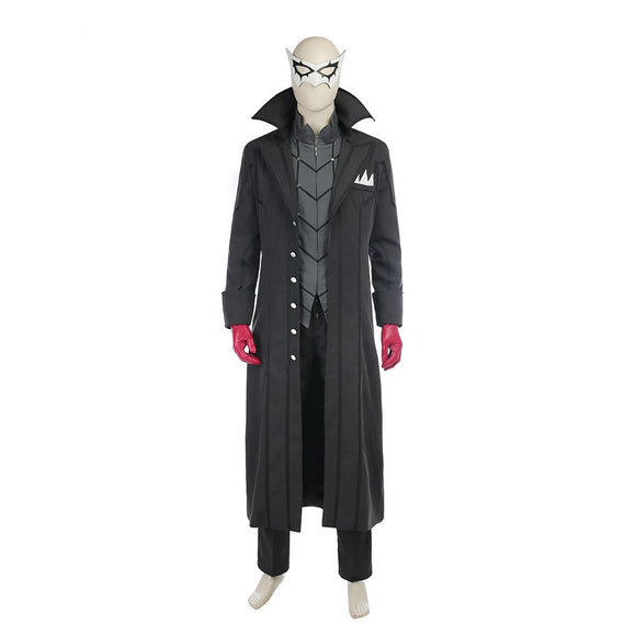 Persona 5 Joker Cosplay Costume Full Set