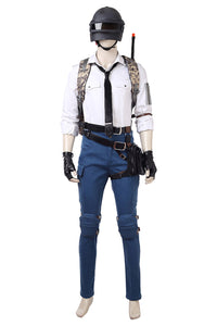 Playerunknown's Battlegrounds Cosplay Costume Whole Set