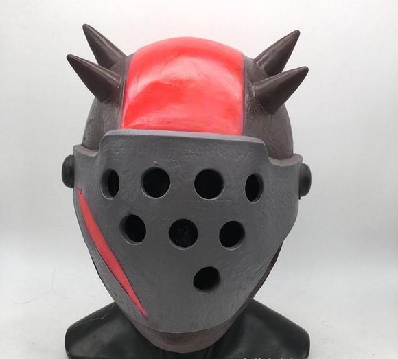 Rust Lord Mask Cosplay Prop Head Mask Latex