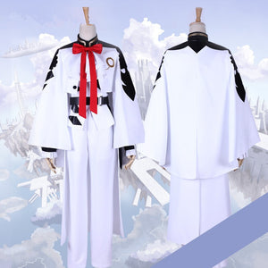 Seraph of the End Vampire Ferid Bathory Cosplay Costume