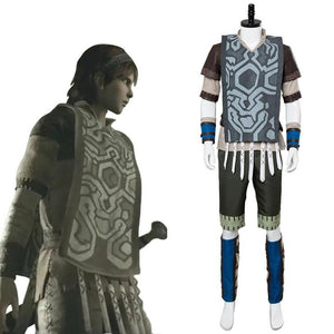 Shadow of the Colossus Wander Cosplay Costume Halloween Cosplay