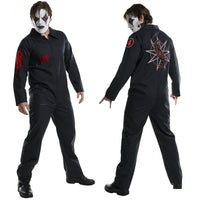 Slipknot Fans Cosplay Costume Coverall Halloween Cosplay Adult Role Play Costume