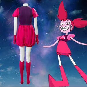 Steven Universe Spinel Gem Costume Suit for Cosplay