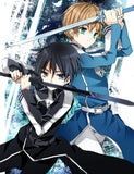 Sword Art Online Kirito Costume for Party Halloween