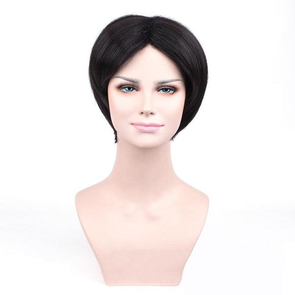 The Addams Family Gomez Addams Wig Cosplay Halloween Cosplay Accessories