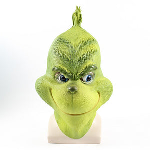 The Grinch 2019 Mask Costume Cosplay Mask Cosplay Prop for Kids