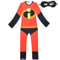 The Incredibles 2 Cosplay Costume Halloween Cosplay KIds