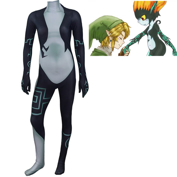 Twilight Princess Midna Costume Party Prop for Adult Kids