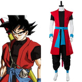Universe Mission Son Goku ZENO Cosplay Costume Dragon Ball