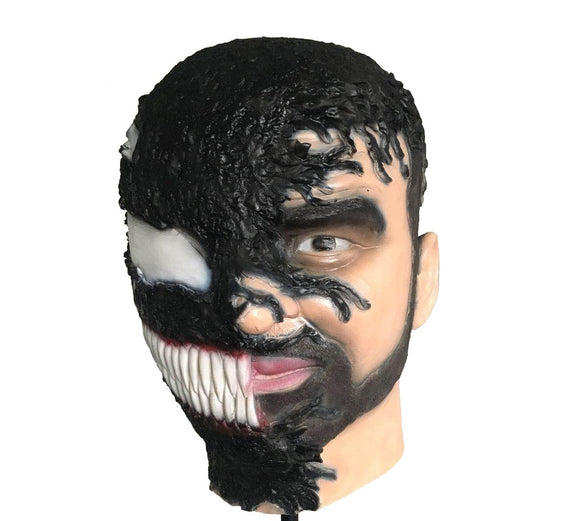Venom Spiderman Mask For Halloween Party