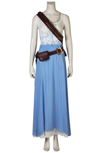 Women's Dress Sets for Westworld Dolores Abernathy Cosplay Costume