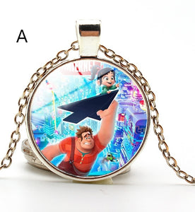 Wreck-It Ralph 2 Necklace Neck Chain