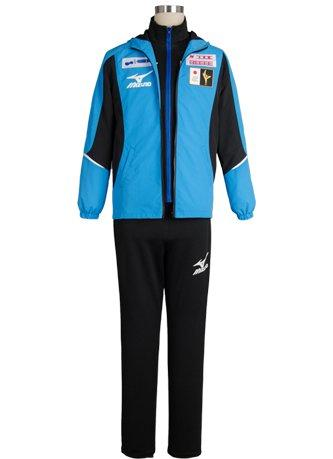 Yuri On Ice Yuuri Katsuki Japanese Team Uniform Jacket Cosplay Costume