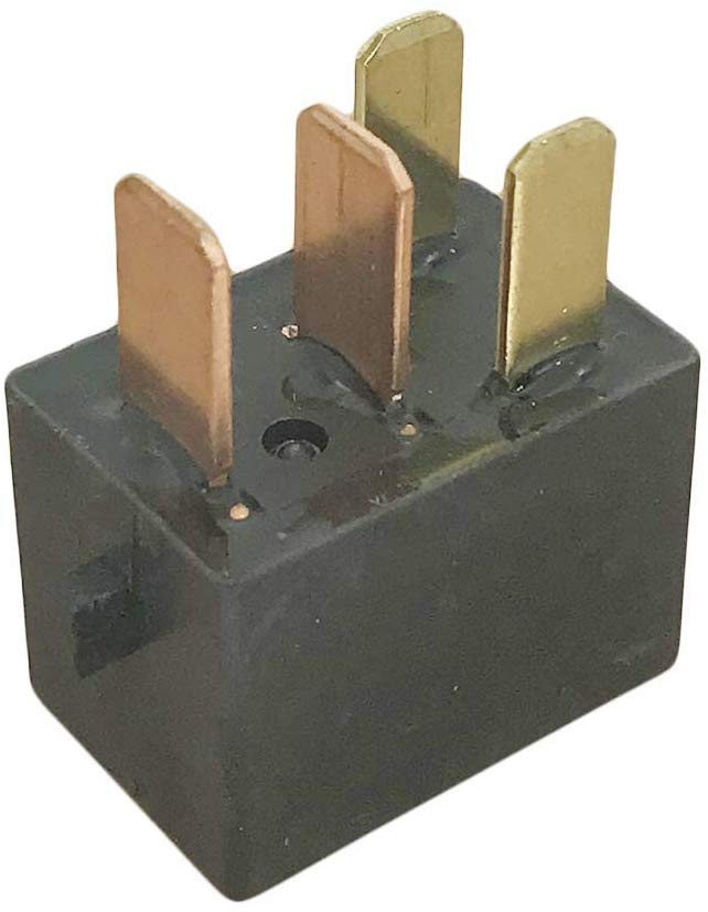 2 Pack AC Relay 39794-SDA-A05 OEM 4 Prong Power Relay Assembly ...