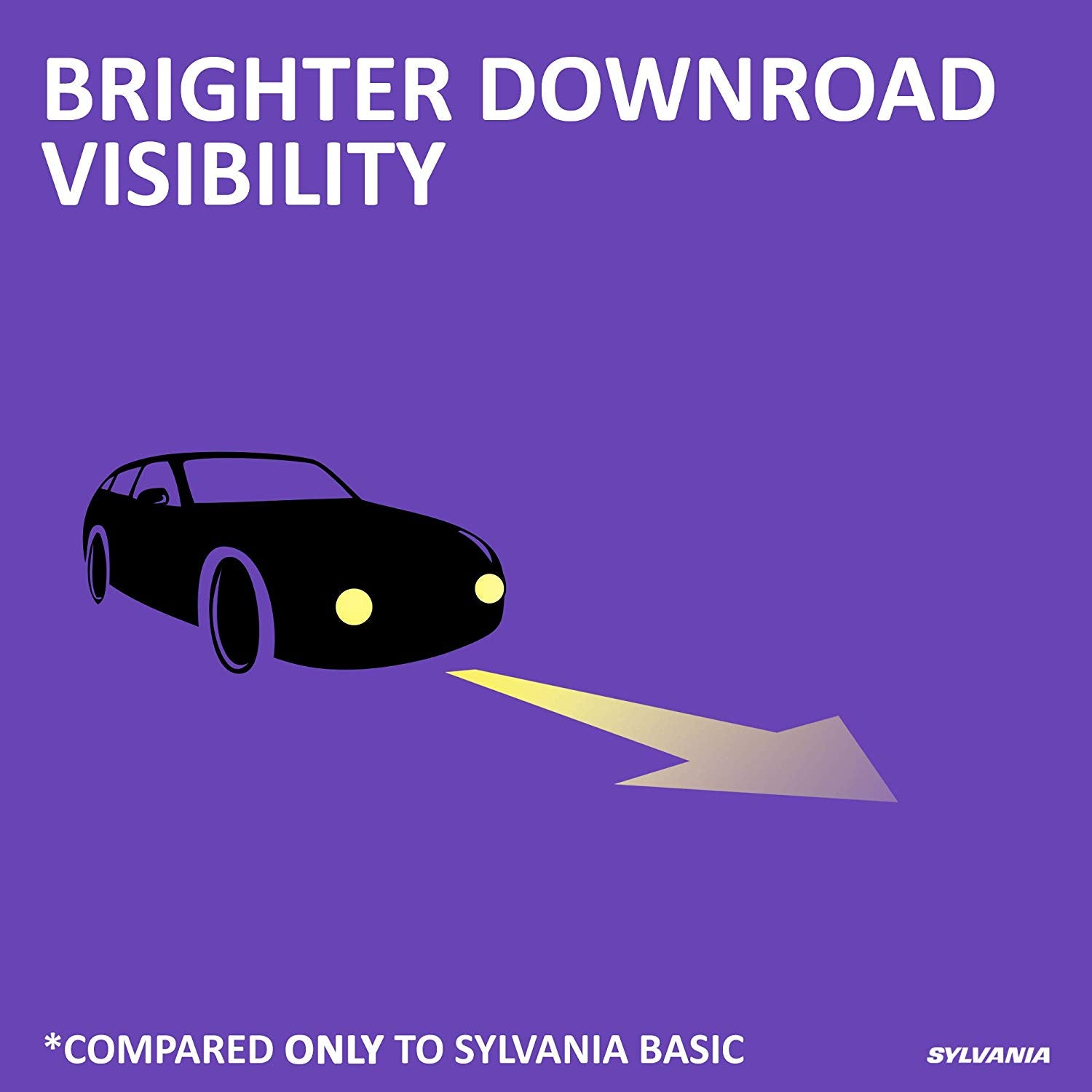 Contains 2 Bulbs Low Beam and Fog Replacement Bulb High Beam H7 XtraVision SYLVANIA High Performance Halogen Headlight Bulb