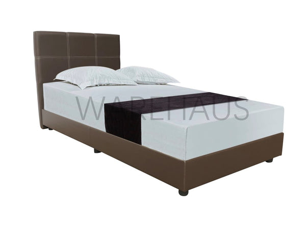 Lille Bed Set (Foam / Super Single) - simplehomefurn