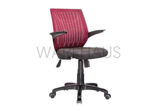 Fuchsia Desk Chair - simplehomefurn
