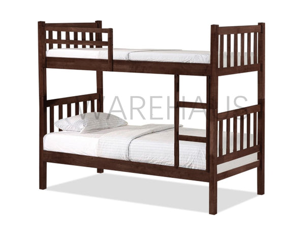 Markham Double Deck Bunk Bed - simplehomefurn