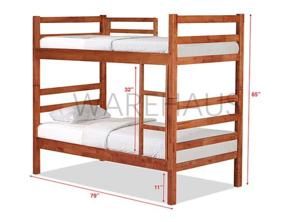 Surrey Double Deck Bunk Bed - simplehomefurn