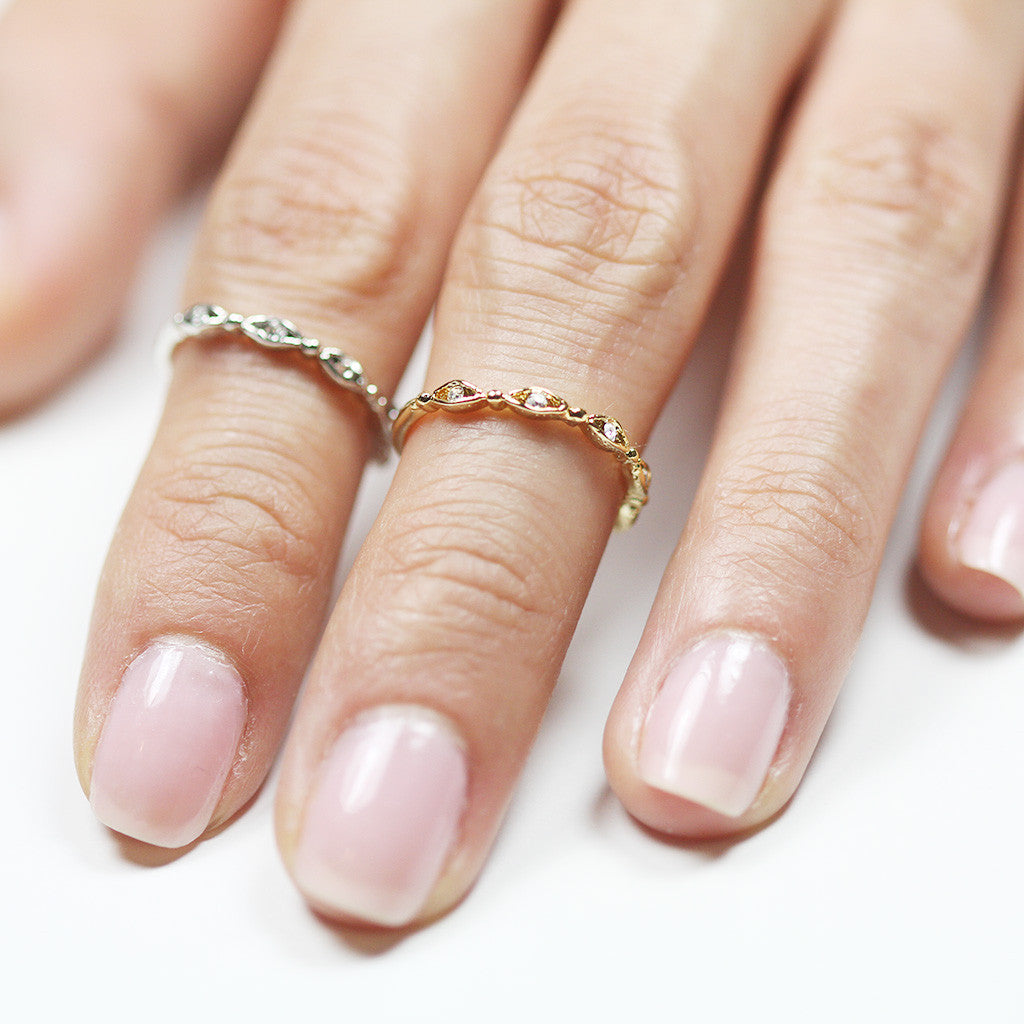 Luck Knuckle Ring