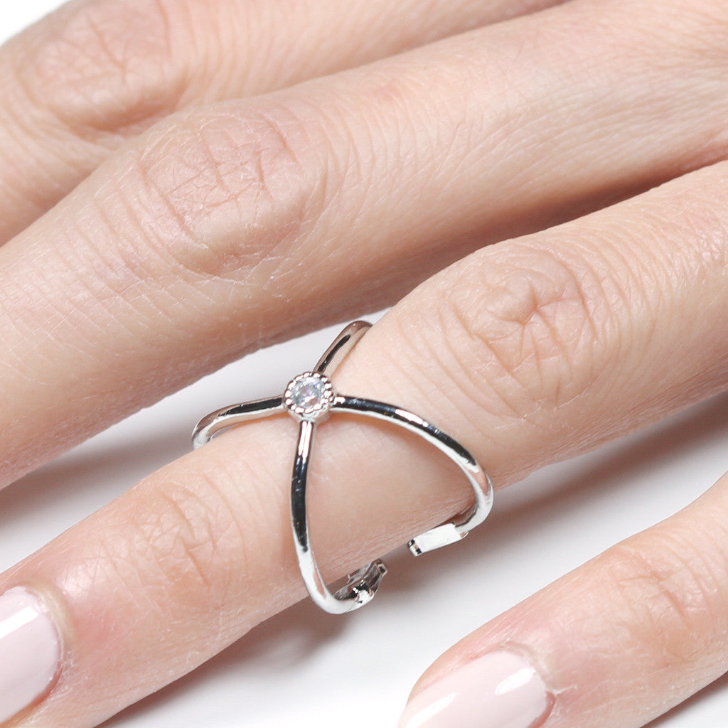 Love Letter Knuckle Ring