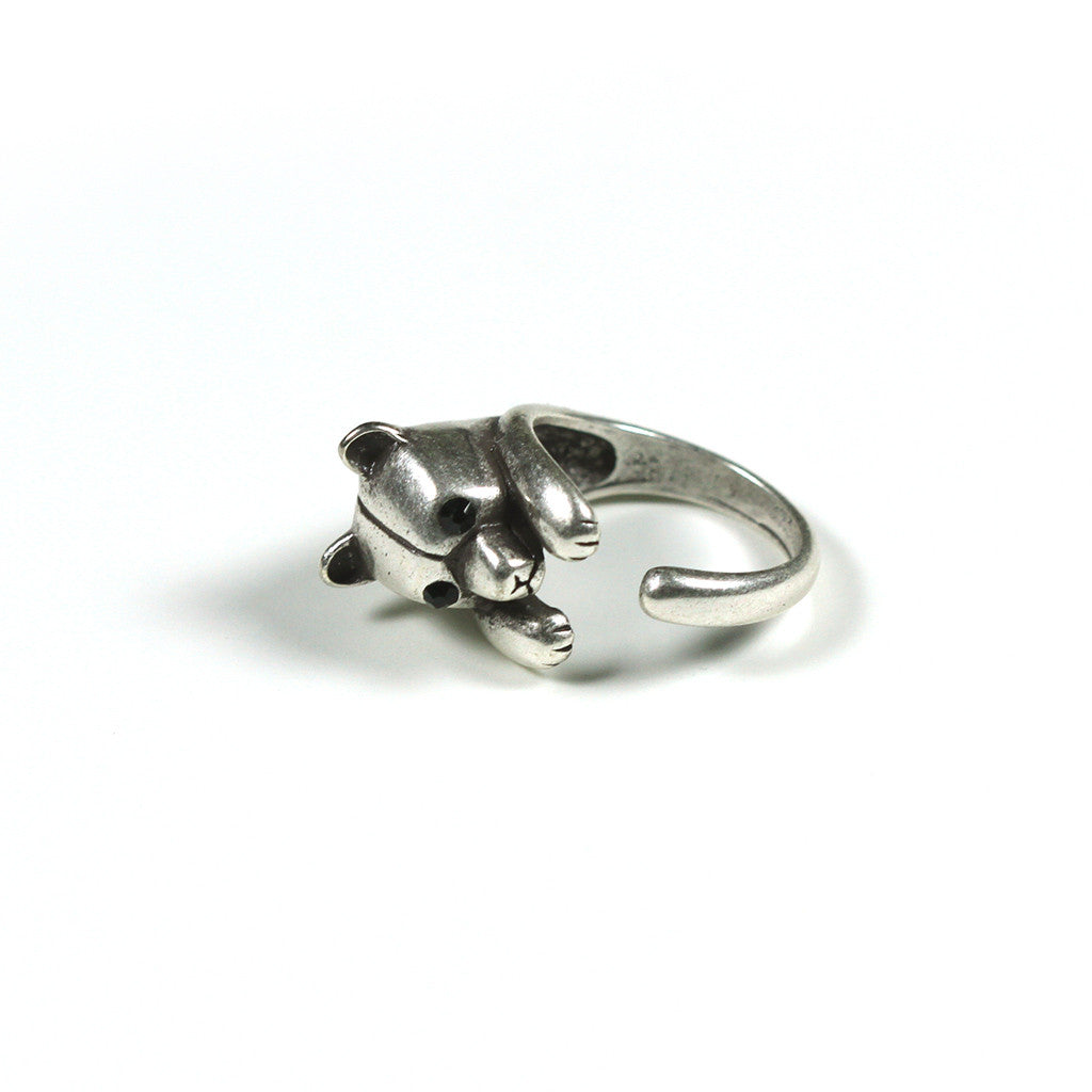 Cute Bear Ring