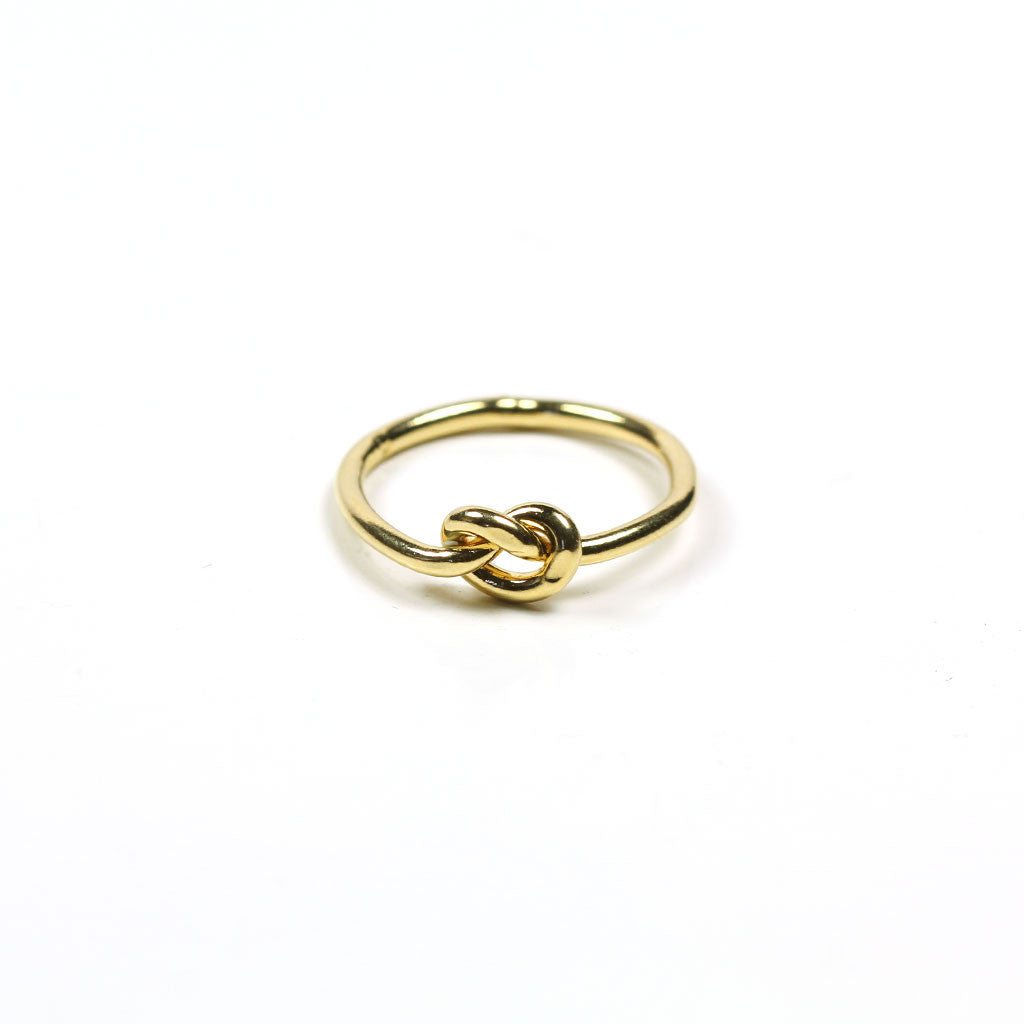 Single Knot Knuckle Ring