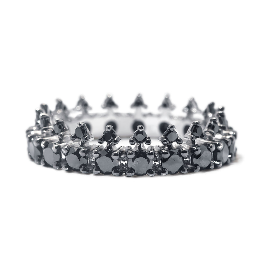 Declan Eternity Band - Black Diamond - Jo Latham