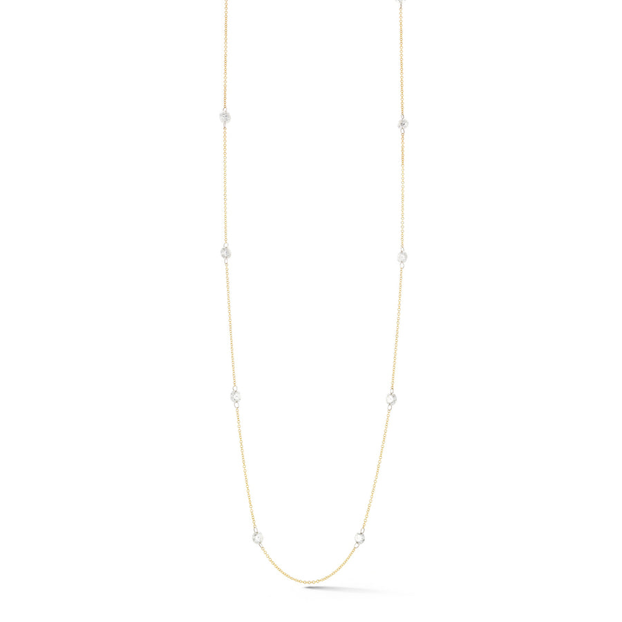 Diamond By The Yard 10-Stone Necklace - Jo Latham