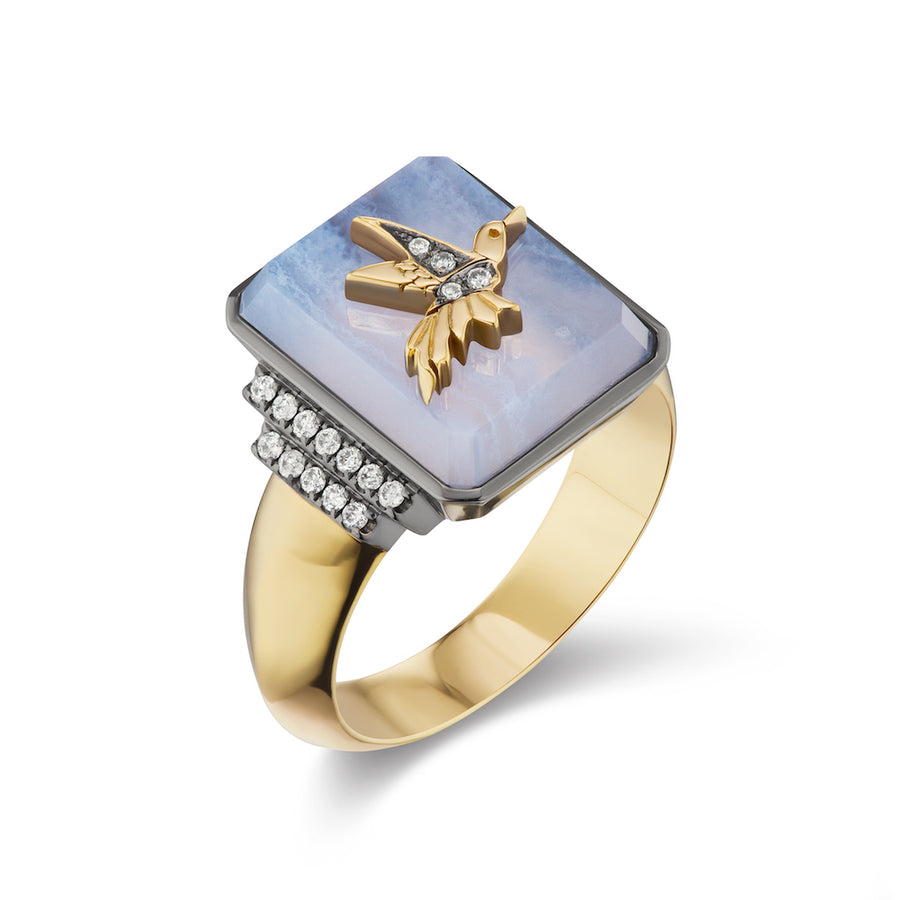 Customizable Signet Ring - Jo Latham