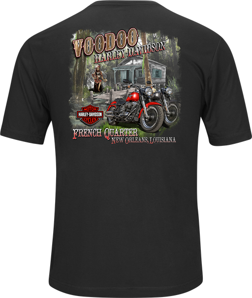 Voodoo Queen Men's Short Sleeve T-Shirt