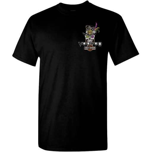 Top Hat Skull Men's Short Sleeve T-Shirt