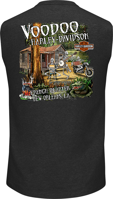 Cajun Band Men's Tank Top