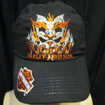 Voodoo Mask Ball Cap